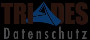 logo_triades_datenschutz_blau